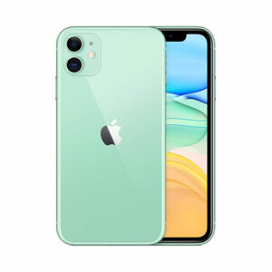 iPhone 11 in Green Color