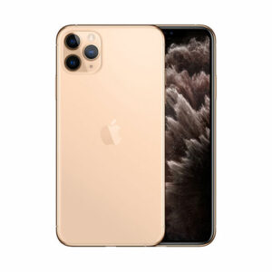 iPhone 11 Pro Max in Gold Color