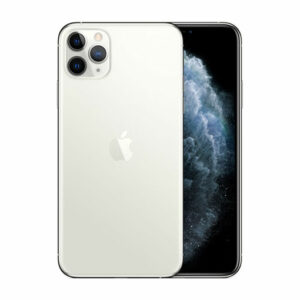 iPhone 11 Pro Max in Silver Color