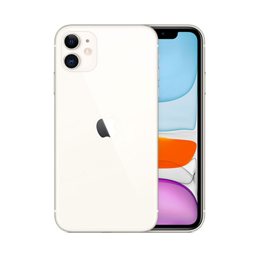 iPhone 11 in White Color