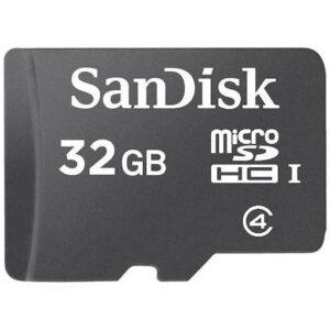 SANDISK MICRO SDHC CARD-32GB