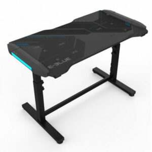 E-Blue Height Adjustable Gaming Desk 3.0