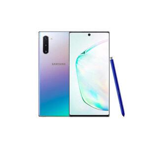 Samsung Galaxy Note 10 in Aura Glow Colour