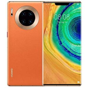 huawei mate 30 pro 5g orange