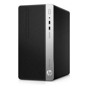 HP ProDesk Desktop 400 G6 Microtower PC i7-8700 4GB RAM 1TB HDD