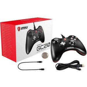 MSI-Force-GC20-USB-Wired-Gaming-Controller