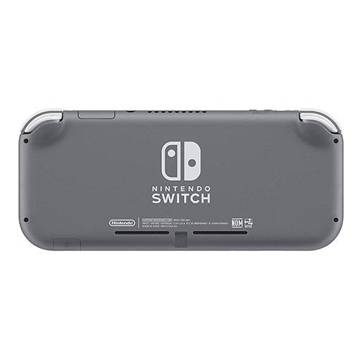 Nintendo Switch Lite gray 1