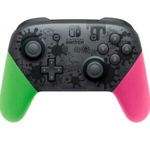 Nintendo Switch Pro Controller Splatoon 2-Edition