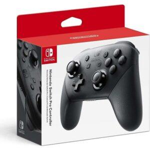Nintendo Switch Pro Controller (Black Joystick) 1