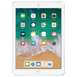 Apple 9.7in iPad (6th Generation, 32GB, Wi-Fi Only, Silver)