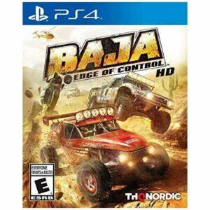 Baja Edge of Control HD PlayStation 4