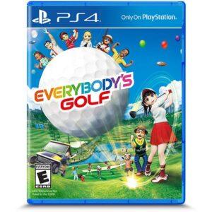 Everybody's Golf-PlayStation 4