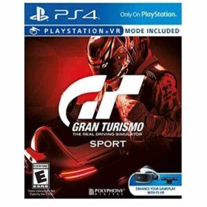 Gran Turismo Sport-PlayStation 4