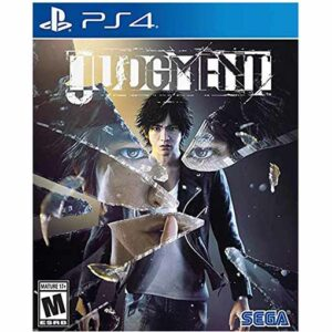 Judgment-PlayStation 4