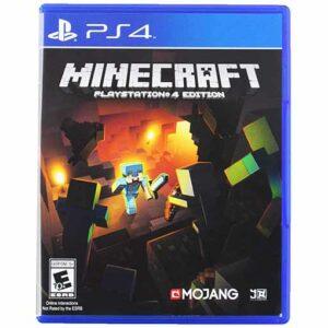 Minecraft-PlayStation 4