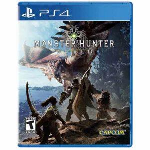 Monster Hunter World-PlayStation 4 Standard Edition