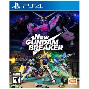 New Gundam Breaker-PlayStation 4