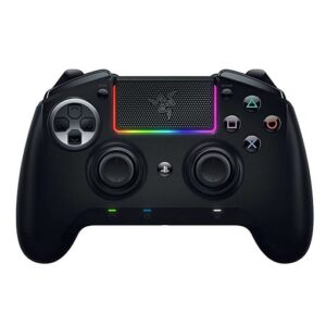 Razer Raiju Ultimate-Wireless and Wired Gaming Controller for PS4