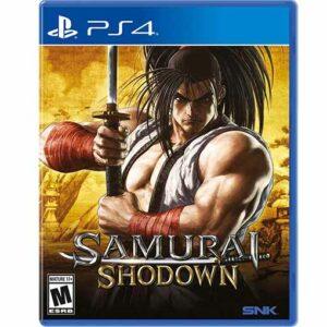 Samurai Shodown-PlayStation 4