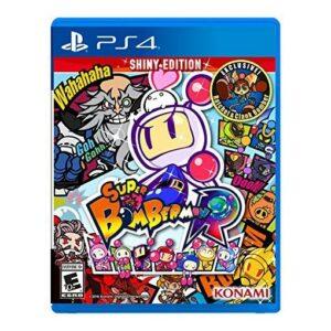 Super Bomberman R-PlayStation 4 Shiny Edition