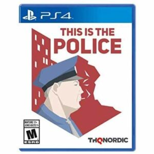 This Is the Police-PlayStation 4
