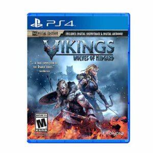 Vikings-Wolves of Midgard-PlayStation 4