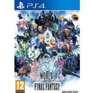 World of Final Fantasy-PS4