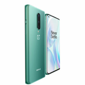one plus 8 green