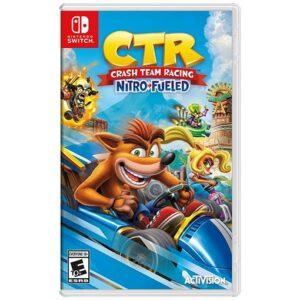 Crash Team Racing-Nitro Fueled-Nintendo Switch