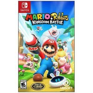 Mario+Rabbids Kingdom Battle-Nintendo Switch
