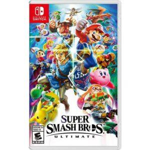 Super Smash Bros-Ultimate-Nintendo Switch