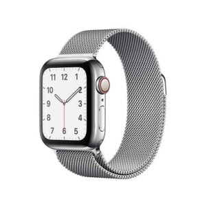 Apple Watch 40mm Stainless Steel Milanese - One Size (fits 130–180mm wrists.)