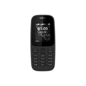 Nokia 105 Single SIM (2017) Black