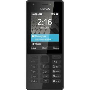 Nokia 216-Dual Sim blk