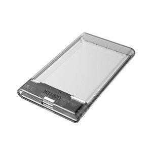 "UNITEK DiskGuard Limpid R - USB3.1 SATA6G 2.5"" HDD/SSD Hard Disk Enclosure - S1103A"