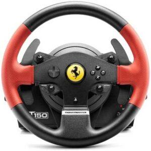 Thrustmaster T150 Ferrari Wheel Force Feedback - PS4 / PS3 /PC