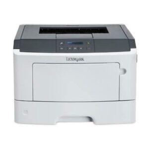 Lexmark Compact Laser Printer, Monochrome, Networking, Duplex Printing