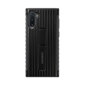 Samsung Galaxy Note10 Note 10 5G Protective Standing Cover-Black