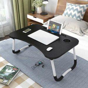 Portable Foldable Laptop Desk (Bed & Sofa Computer Table)