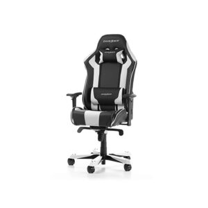 Buy DXRacer King Series Gaming Chair Black / White -K06-NW at best price in Qatar.