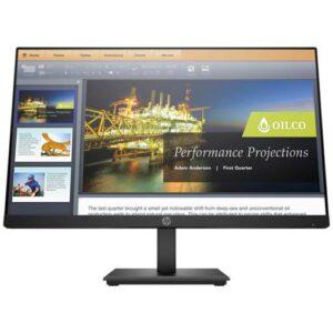 Buy HP P224 21.5 169 FHD (1920 x 1080 @ 60 Hz) IPS Monitor at best price in Qatar.