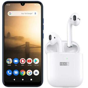 Heatz ZB90 Wireless Bluetooth Earphone