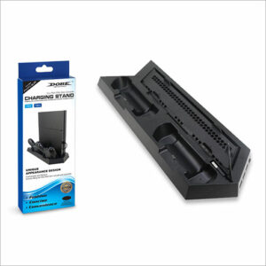 Buy DOBE TP4-891 PS4 / Slim Charging & Cooling Stand at best price in Qatar.