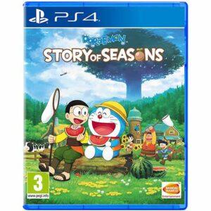 Buy Doraemon Story Of Seasons PS4 at best price in Qatar.