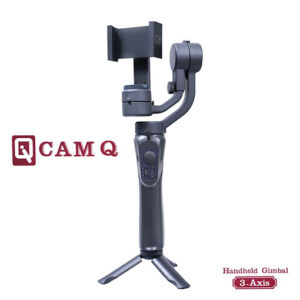 Buy CamQ H4 3 Axis Handheld Gimbal at best price in Qatar.