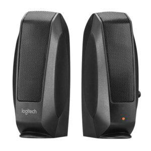 Buy Logitech S120 Mini Stereo Speakers at best price in Qatar.