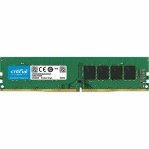 Buy Crucial 8GB DDR4 2666 MHz UDIMM Desktop RAM in Qatar
