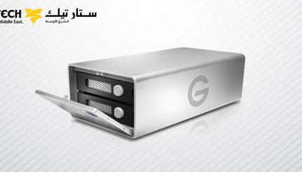 G-Raid Thunderbolt 3 Hard Drive