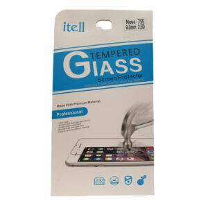 Buy Itell huawei Nova 7 SE Tempered glass screen protector in Qatar