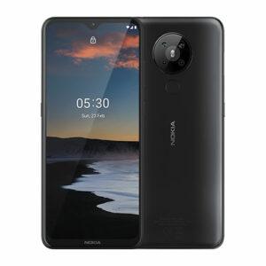Buy Nokia 5.3 4GB RAM 64GB 4G LTE Dual SIM - Charcoal in Qatar